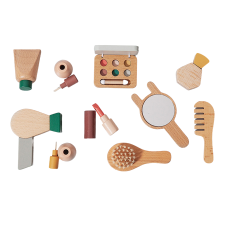 Petit Monkey® Wooden make up set