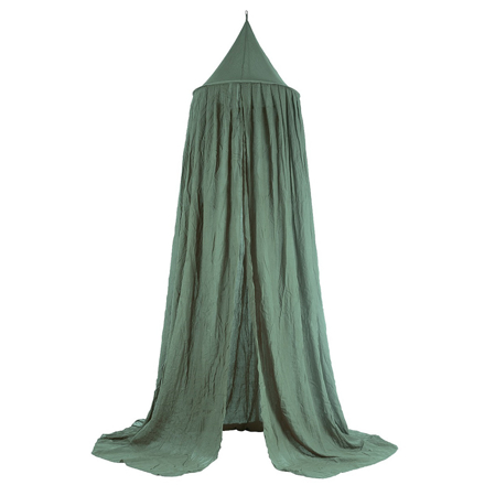 Picture of Jollein® Mosquito Net Vintage 245cm - Ash Green