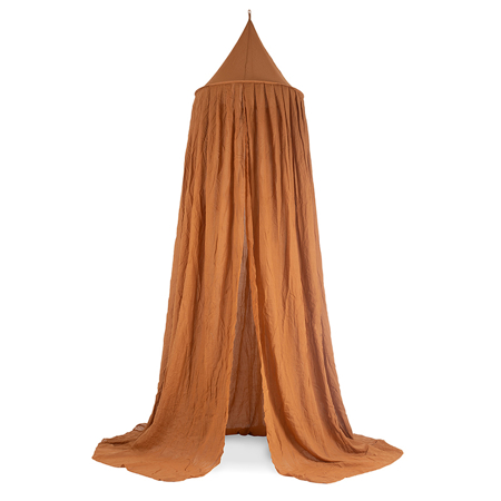 Picture of Jollein® Mosquito Net Vintage 245cm Caramel