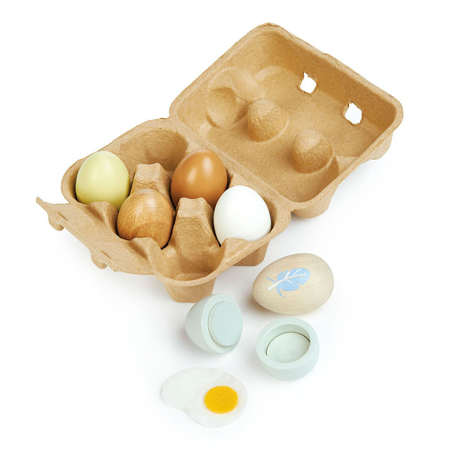 Tender Leaf Toys® Wooden Eggs