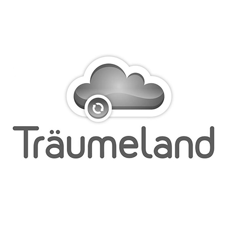 Picture of Träumeland® White jersey fitted sheet 120x60 + 140x70