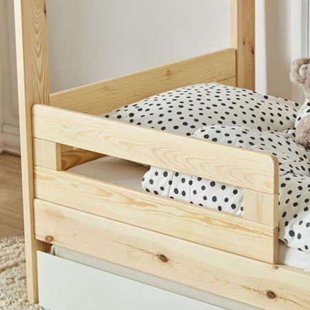 Quax® Bedrail (2 Pcs) My Home Naturel