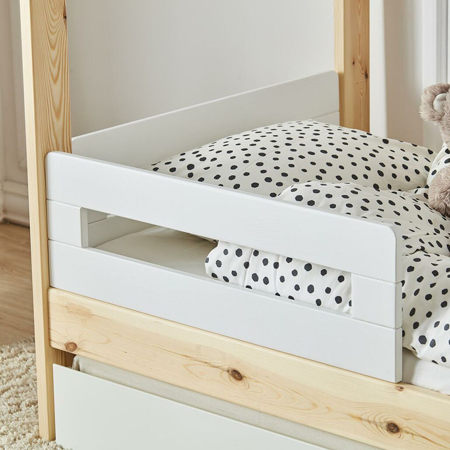 Quax® Bedrail (2 Pcs) My Home White