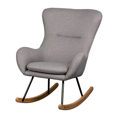 Picture of Quax® Rocking Adult Chair Basic Dark Grey