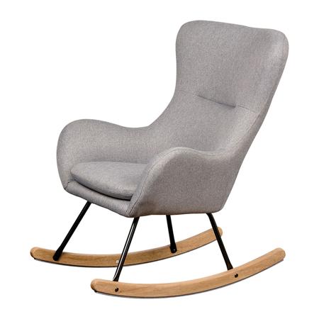 Quax® Rocking Adult Chair Basic Dark Grey