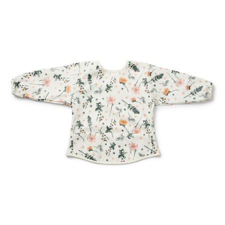Picture of Elodie Details® Baby Long Sleeved Bib Meadow Blossom