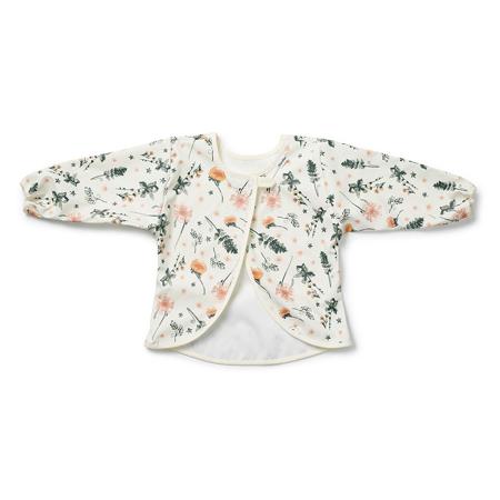 Elodie Details® Baby Long Sleeved Bib Meadow Blossom