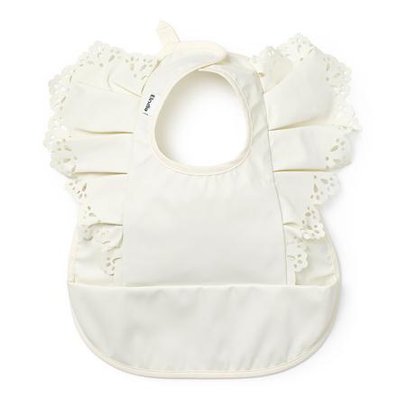Picture of Elodie Details® Baby Bib Vanilla White