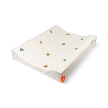 Picture of Done by Deer® Changing Pad Sea friends Beige