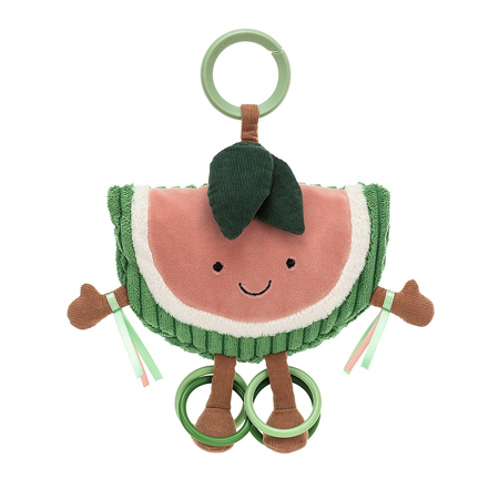 Picture of Jellycat® Amuseable Avocado Activity Toy 12x19