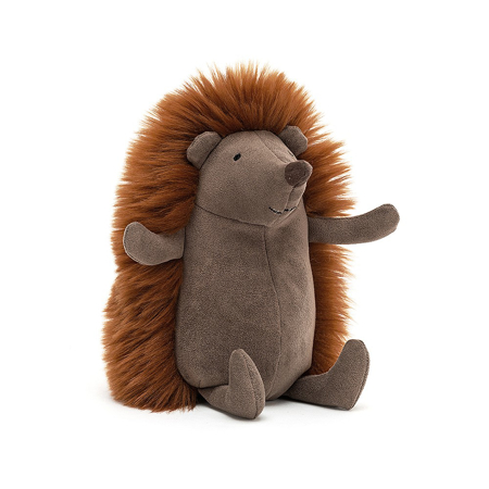 Picture of Jellycat® Soft Toy Suedetta Hedgehog 17x6