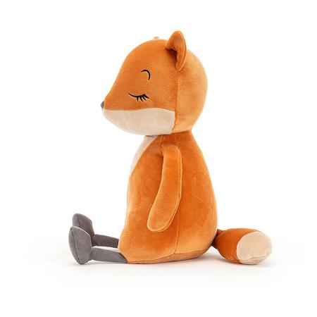 Jellycat® Soft Toy Sleepee Fox 36x16