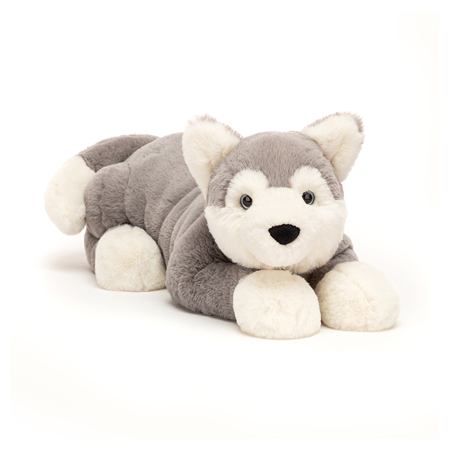 Picture of Jellycat® Soft Toy Hudson Husky 8x29