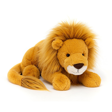 Picture of Jellycat® Soft Toy Louie Lion 14x46