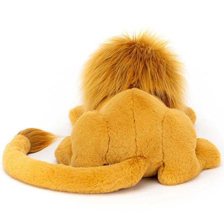 Jellycat® Soft Toy Louie Lion 14x46