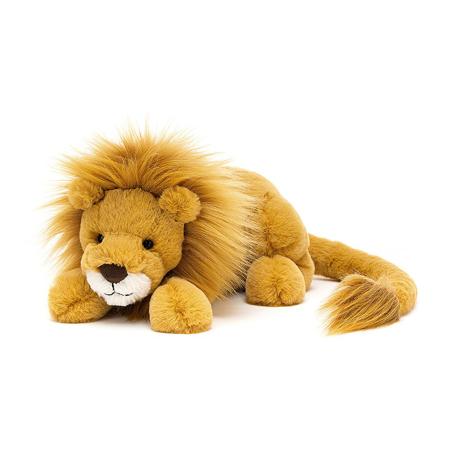 Jellycat® Soft Toy Louie Lion 8x29