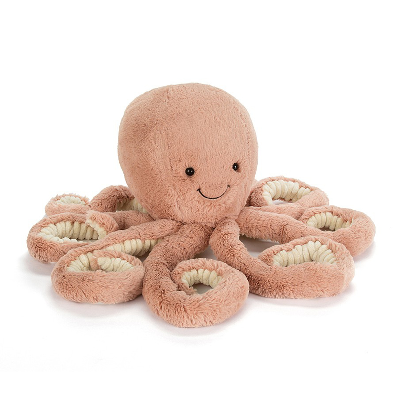 Picture of Jellycat® Soft Toy Odell Octopus