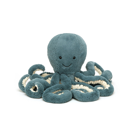 Picture of Jellycat® Soft Toy Storm Octopus Tiny 14x7