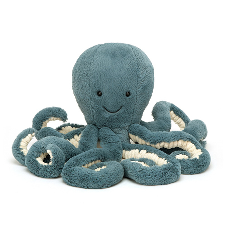 Picture of ellycat® Soft Toy Storm Octopus