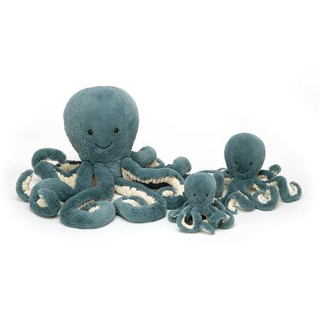 ellycat® Soft Toy Storm Octopus