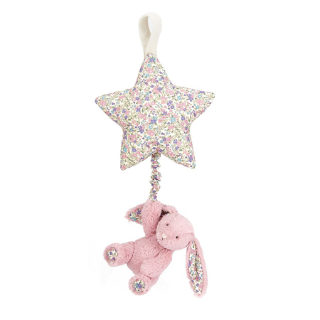 Picture of Jellycat® Blossom Tulip Bunny Musical Pull 28cm