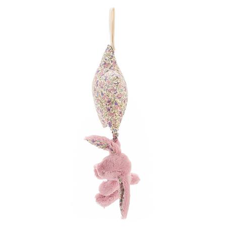 Jellycat® Blossom Tulip Bunny Musical Pull 28cm