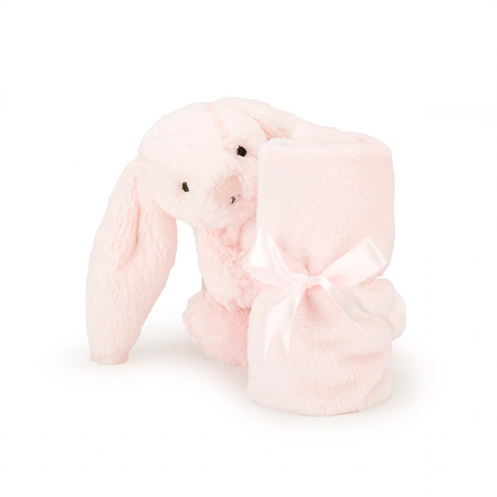 Picture of Jellycat® Bashful Pink Bunny Soother 34cm