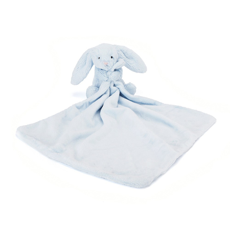 Jellycat® Bashful Blue Bunny Soother 34cm