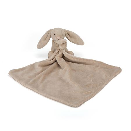 Jellycat® Bashful Beige Bunny Soother 34cm