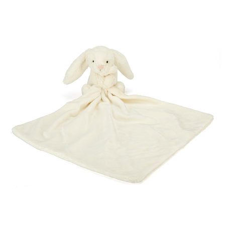 Jellycat® Bashful Cream Bunny Soother 34cm