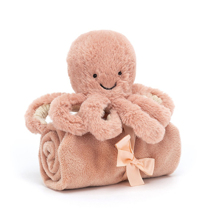 Picture of Jellycat® Odell Octopus Soother 34cm