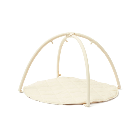Picture of Kids Concept® Babygym textile Off  White