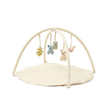 Kids Concept® Baby gym figures wood EDVIN