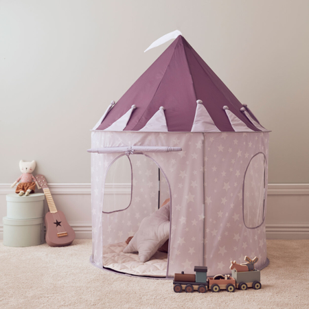 Kids Concept® Tent lilac STAR