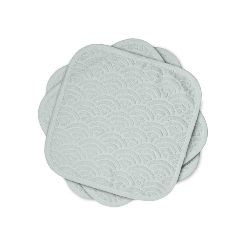 Picture of CamCam® Washingcloth Classic Grey 30x30