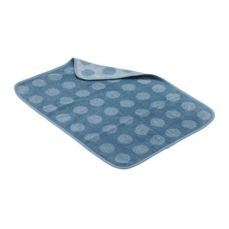 Picture of Leander® Topper for changing mat Dusty Blue 65x45