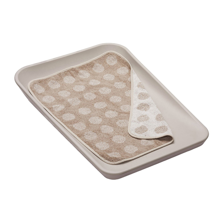 Leander® Topper for changing mat Cappuccino 65x45