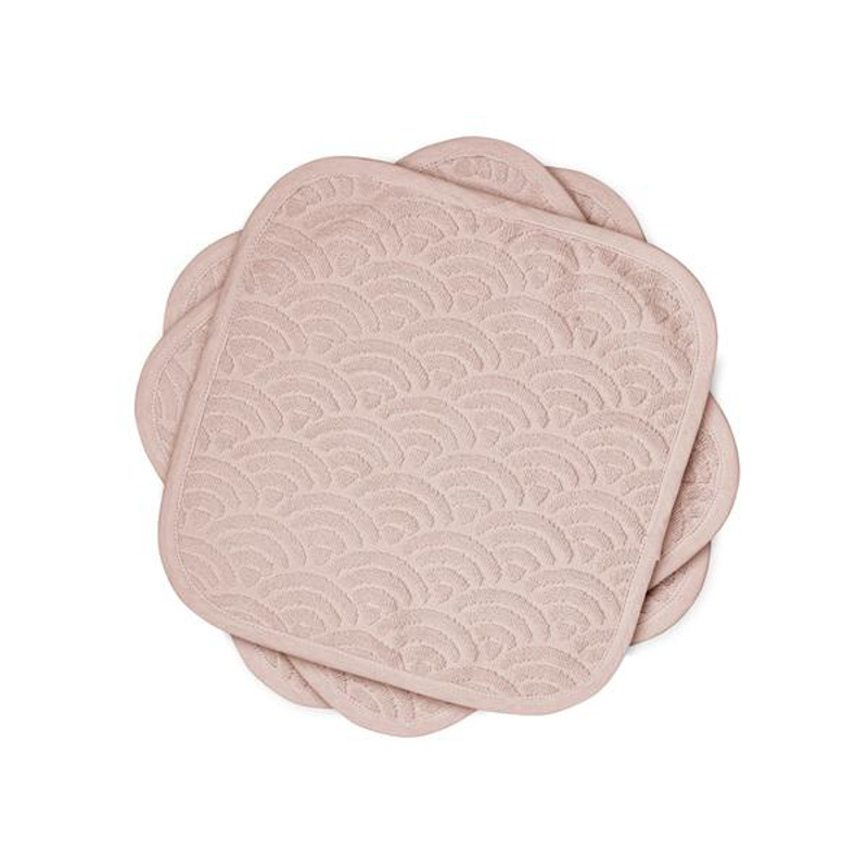Picture of CamCam® Washingcloth Dusty Rose 30x30