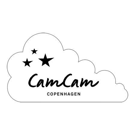 CamCam® Washingcloth Dusty Rose 30x30