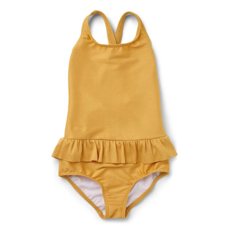 Picture of Liewood® Amara Swimsuit Structure Yellow Mellow