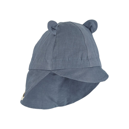 Picture of Liewood® Eric sun hat Blue Wave