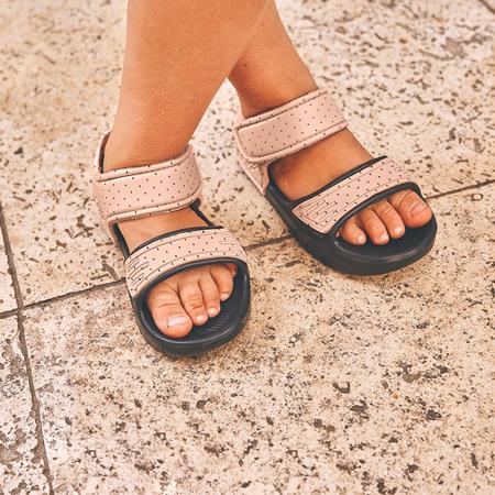 Picture of Liewood® Blumer sandals Stripe Sea Blue/Sandy