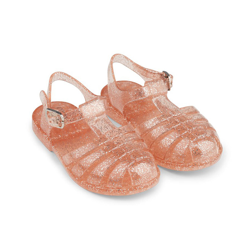 Picture of Liewood® Bre sandals Glitter Peach