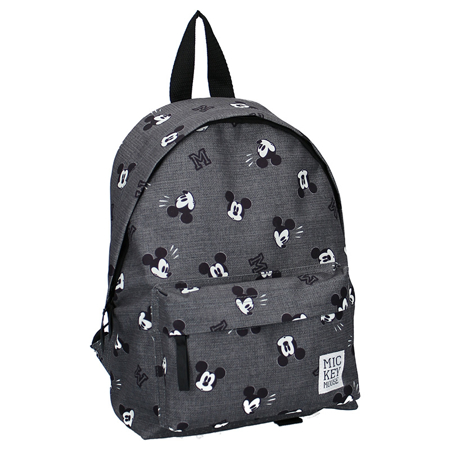 Picture of Disney's Fashion® Backpack  Mickey Mouse My First Friend Grey