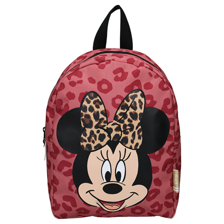 Disney's Fashion® Backpack Minnie Mouse Style Icons Red
