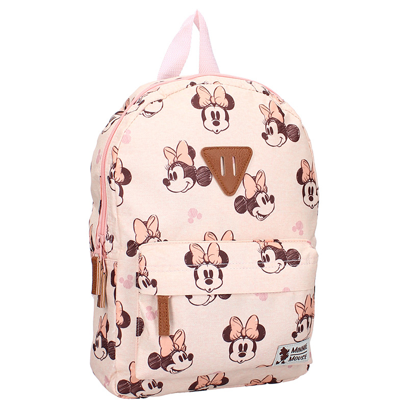 Picture of Disney's Fashion® Backpack Minnie Mouse Rocking It Peach