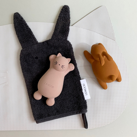 Liewood® Vikky bath toys Cat Mustard