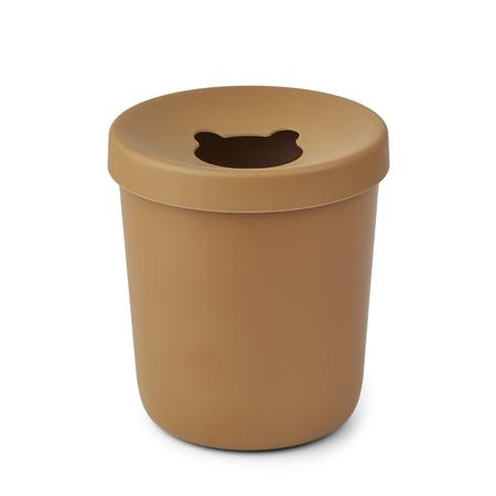 Picture of Liewood® Evelina Trash Bin Mustard