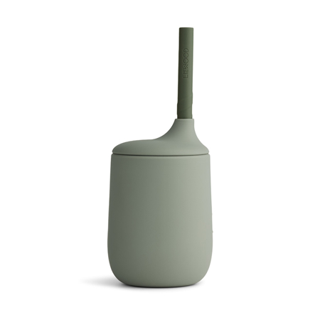 Picture of Liewood® Ellis Sippy Cup Faune Green/Hunter Green Mix