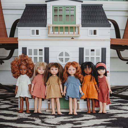 Picture of Minikane® Doll Christi 32cm